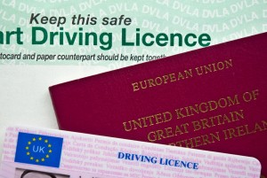Driving Licence & Passport