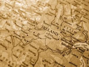 Northern Ireland Map 0