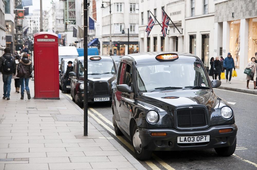 Black Cabs dvla